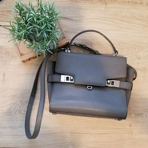 Gray Henri Bendel Bag